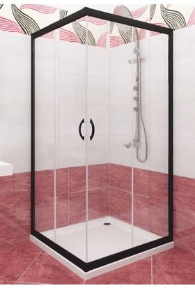 CAMEKAN Köşe Duş Kabini (100*100) h:190 - TEKNESİZ