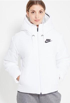 Nike 869258-100 W Nsw Syn Fill Jkt Hd Kadın Mont