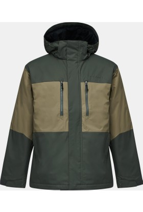 Columbia Wm0810 Balfour Pass Insulated Jacket Erkek Mont