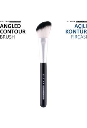 Limonian Silstar Angled Contour Brush - Açılı Kontür Fırçası