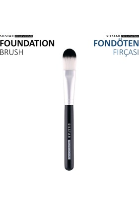 Limonian Silstar Foundation Brush - Fondöten Fırçası