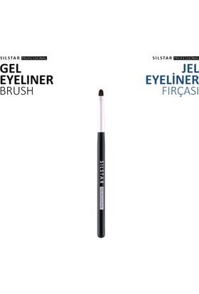 Silstar Gel Eyliner Brush - Jel Eyeliner Fırçası