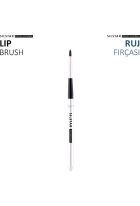 Limonian Silstar Lip Brush - Dudak ve Ruj Fırçası