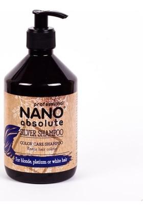 Nano Absolute Sılver Shampoo 500 Ml
