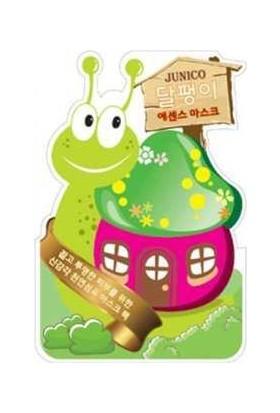 Limonian Junico Snail Mask - Salyangoz Özlü Onarıcı Yüz Maskesi 6 Adet