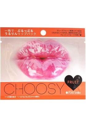 Limonian Choosy Fruit Lip Mask - Meyve Özlü Besleyici Dudak Maskesi