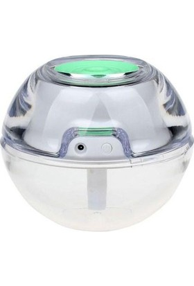 Greon Led Işıklı Su Hazneli Hava Nemlendirici Buhar Oda Makinası