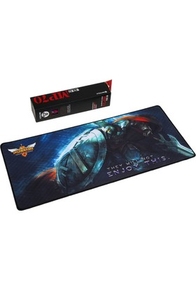 Sven MP70 LOL Pantheon Edition Extended Oyuncu Mousepad