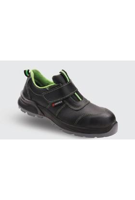 Segura Sgr31R Siyah Kışlık Cırtlı Çelik Burunlu İş Ayakkabısı 45