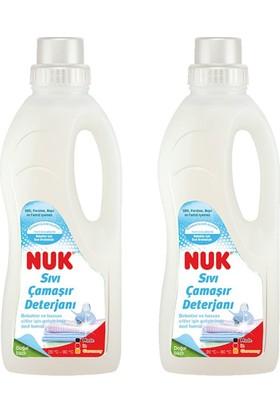 Nuk Sıvı Çamaşır Deterjanı 2 Adet