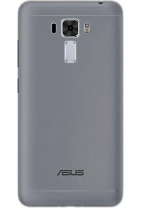 Gpack Asus ZenFone 3 Laser zc551kl Silikon Kılıf 0.2mm Ultra İnce + Nano Glass Ekran Koruyucu