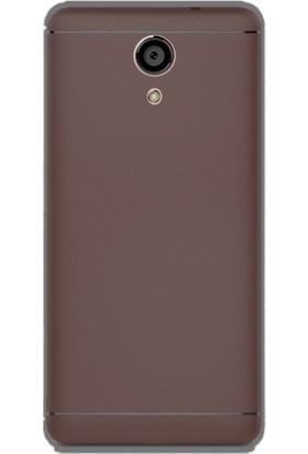 Gpack Casper VIA M3 Silikon Kılıf 0.2mm Ultra İnce + Nano Glass Ekran Koruyucu