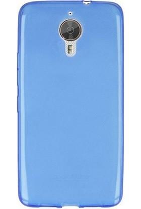 Gpack Casper VIA P1 Silikon Kılıf 0.2mm Ultra İnce + Nano Glass Ekran Koruyucu