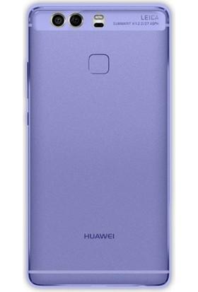 Gpack Huawei P10 Plus Silikon Kılıf 0.2mm Ultra İnce + Nano Glass Ekran Koruyucu