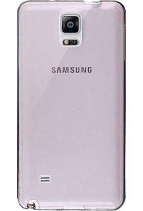 Smiletisim Samsung Note Edge Silikon Kılıf 0.2mm Ultra İnce + Nano Glass Ekran Koruyucu