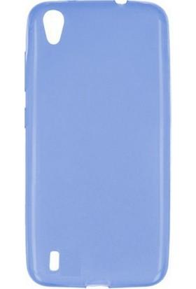 Gpack Vestel Venüs V3 5530 Silikon Kılıf 0.2mm Ultra İnce + Nano Glass Ekran Koruyucu