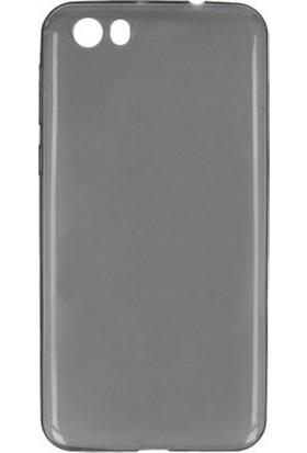 Gpack Vestel Venüs V3 5570 Silikon Kılıf 0.2mm Ultra İnce + Nano Glass Ekran Koruyucu