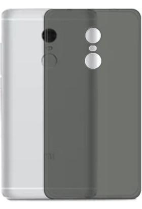 Gpack Xiaomi Redmi Note 4 Silikon Kılıf 0.2mm Ultra İnce + Nano Glass Ekran Koruyucu