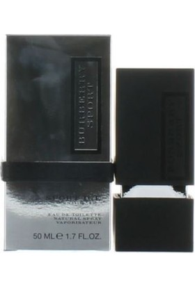 Burberry Sport Ice Men Eau De Toilette Spray Erkek Parfüm 50Ml Edt