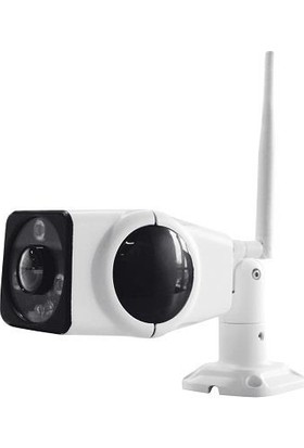 Jasboom Jas130-F09, 1.3Mp 360 Derece Görüş Açısı, 960P Hd Panoramik Dış Mekan Kamera