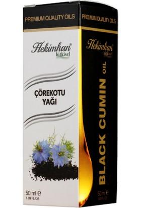 Hekimhan Çörekotu Yağı 50 ml