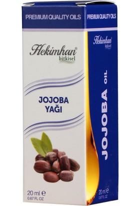 Hekimhan Jojoba Yağı 20 ml