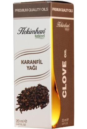 Hekimhan Karanfil Yağı 20 ml