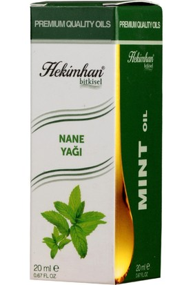 Hekimhan Nane Yağı 20 ml