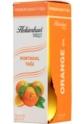 Hekimhan Portakal Yağı 20 ml
