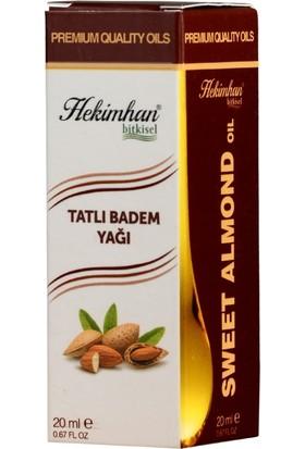 Hekimhan Tatlı Badem Yağı 20 ml