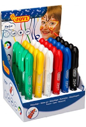 Jovi Kalem Yüz Boyası Stik Mavi Kalem Tipi 193
