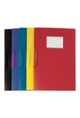 Comix Sıkıştırmalı Dosya Ortadan Klipsli 23X31 Mat Renkler Lw423A-S2