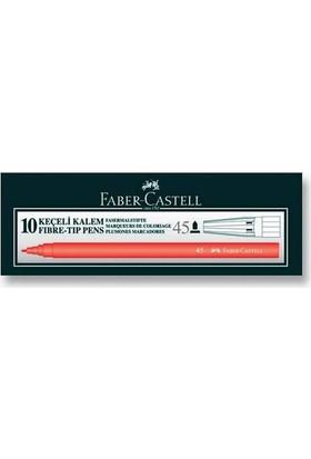 Faber-Castell Keçeli Boya Kalemi Kırmızı 1155