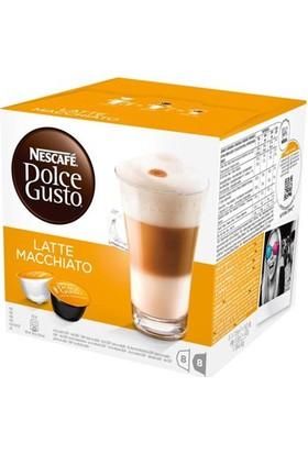 Nescafé® Dolce Gusto® Latte Macchiato (16 Kapsül)