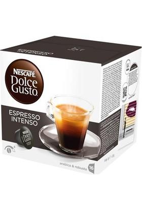 Nescafe Dolce Gusto Espresso Intenso 16 Kapsül