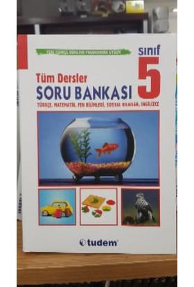 Tudem Soru Bankası 5.Sınıf Tüm Dersler