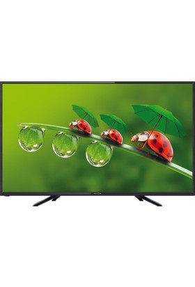 "Awox AWX-10943ST 43"" 109 Ekran Dahili Uydulu Full HD LED TV"