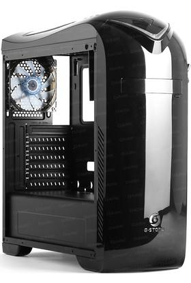 Dark G-Storm 700W 80+ 3 Fanlı Full Akrilik Yan Panel ATX Oyuncu Kasası (DKCHGSTORM700)