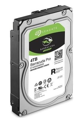 Seagate BarraCuda Pro 4TB 7200RPM SATA 6Gb/s 128 MB Cache 3.5 Disk ST4000DM006