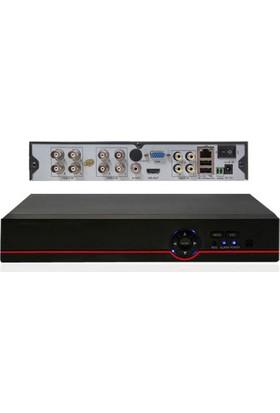 New Age NA-9608AHD 8Kanal 4SES 2MP XMEYE AHD DVR