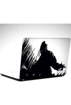 Dekolata Esaretin Bedeli Laptop Sticker Boyut LAPTOP 19 inch (40,5X27)