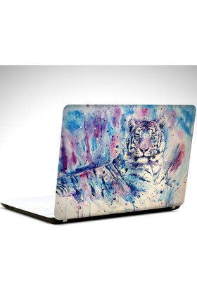 Dekolata Kaplan Renkler Laptop Sticker Boyut LAPTOP 19 inch (40,5X27)