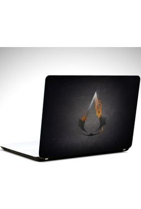 Dekolata Assassins Laptop Sticker Boyut LAPTOP 19 inch (40,5X27)