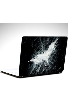 Dekolata Batman Gotham 2 Laptop Sticker Boyut LAPTOP 19 inch (40,5X27)