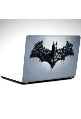 Dekolata Batman Savaş Laptop Sticker Boyut LAPTOP 19 inch (40,5X27)