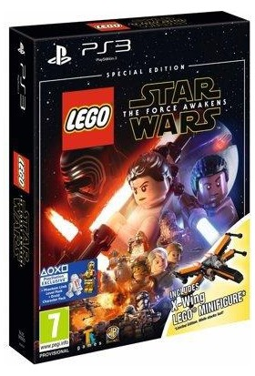 WB Ps3 Lego Star Wars Awakens Mını Toy Edıtıon