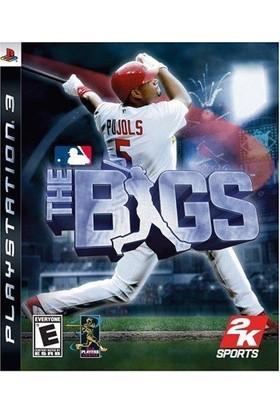 2K Ps3 The Bıgs Baseball