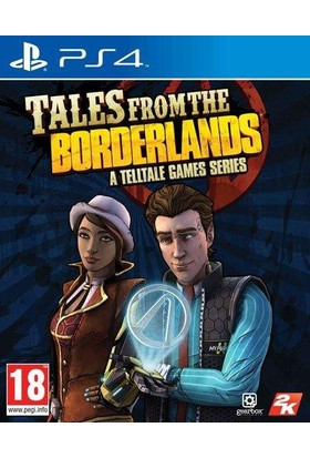2K Ps4 Tales From The Borderlands