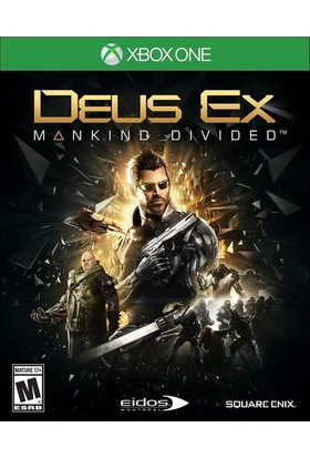 Eidos Xbox One Deus Ex Mankınd Dıvıded