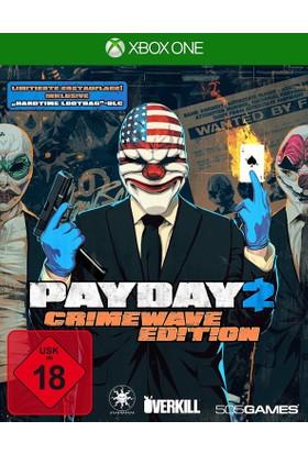 505 Games Xbox One Payday 2 Crımewave Edıtıon